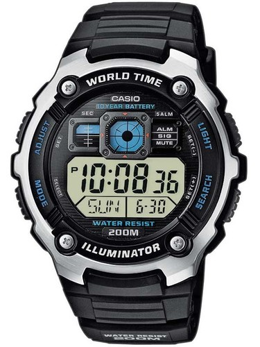 CASIO AE-2000W-1AVEF Collection