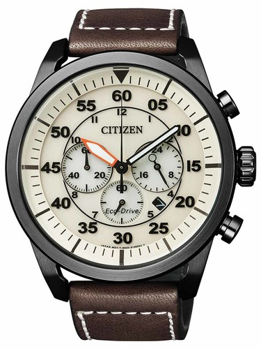 Citizen CA4215-04W Eco-Drive Sport Chrono