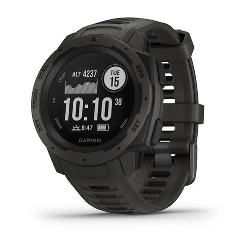 Garmin Instinct Black Optic