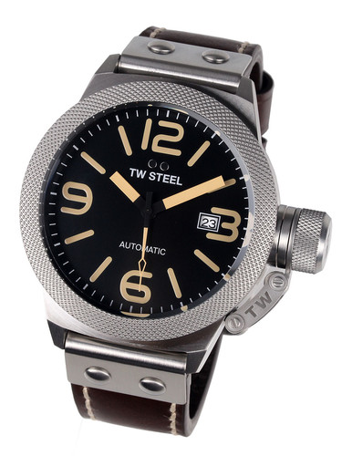 TW-Steel CS35 Canteen Automatic
