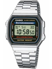 CASIO A168WA-1YES Collection