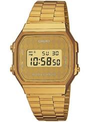CASIO A168WG-9BWEF Collection