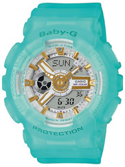 Casio BA-110SC-2AER Baby-G ladies