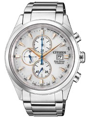 Citizen CA0650-82B Eco-Drive Super Titanium Chrono