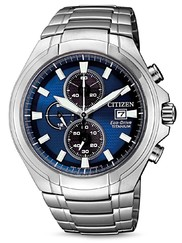Citizen CA0700-86L Eco-Drive Super-Titanium Chrono