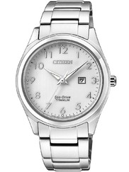 Citizen EW2470-87A Eco-Drive Super Titanium