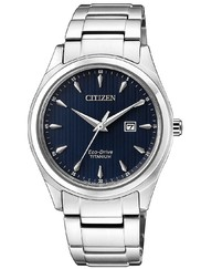 Citizen EW2470-87L Eco-Drive Super Titanium