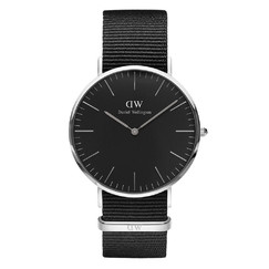 Daniel Wellington DW00100149 Classic Black Cornwall