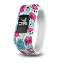 Garmin vívofit junior Flower (Stretch)
