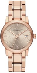 Burberry BU9126 Check Dial