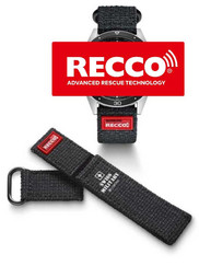 Swiss Military RECCO Rettungs-Reflector Kevlar Armband 20 mm