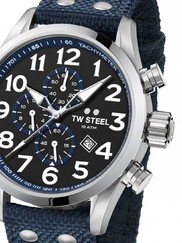 TW-Steel VS33 Volante Chronograph