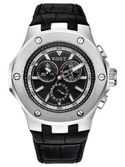 V.O.S.T. Germany V100.002.CS.SS.L.B Chronograph
