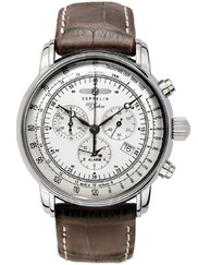 Zeppelin 7680-1 100 Years Alarm Chrono